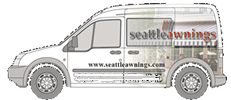 Seattle Awnings comes to you